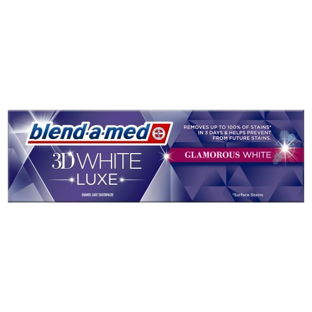 Blend a med 3D White Luxe