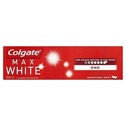 Colgate Max White One